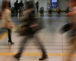 【通勤ラン実践】通勤ラン用のバッグはトレランバッグがオススメ