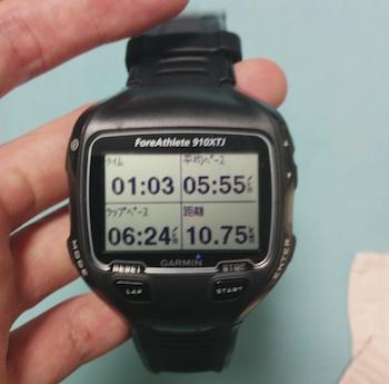 【実践】10kmラン!消費カロリーとタイムはいくつ!?