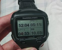 10kmラン タイム