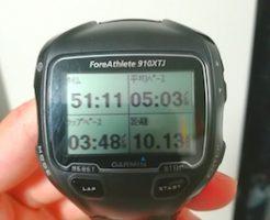 10kmビルドアップ