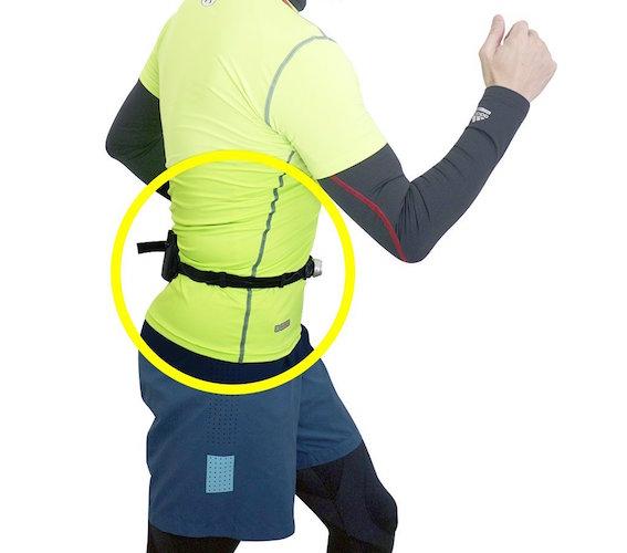 【ランニング用ライト】夜間に走るなら腰か腕用のライトがオススメ
