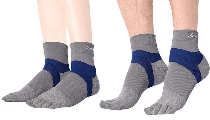 ランニング用ソックス(靴下) インナー 選定ポイントとオススメ商品